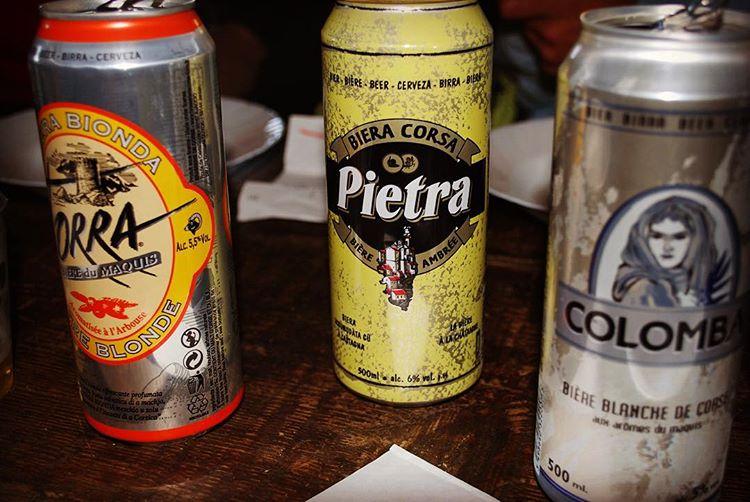 Bieres Corse