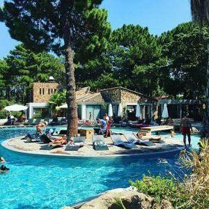 Hotel en Corse