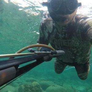 Peche sous marine Corse