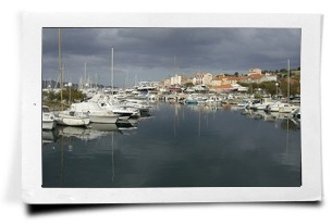 Port de plaisance de Saint Florent