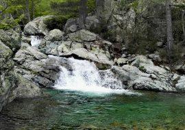 Cascades secrètes de Vizzavona
