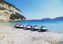 La mer et la montagne Corse